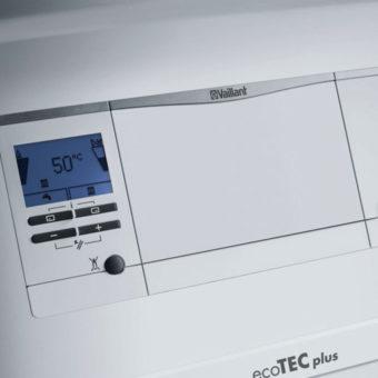 Display Digital Caldera a Gas de Condensación Vaillant ecoTEC Plus VMW ES 306 5/5
