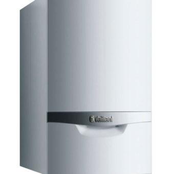 Vista Lateral Caldera a Gas de Condensación Vaillant ecoTEC Plus VMW ES 306 5/5
