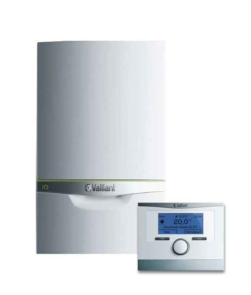 Caldera a Gas de Condensacion Vaillant ecoTEC Exclusive VMW 306 5/7 ESH + Termostato Multimatic 700