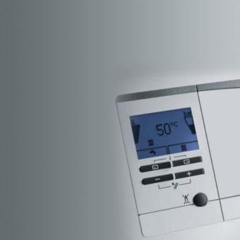 Detalle Display Caldera a Gas de Condensación Vaillant ecoTEC Plus VMW ES 236 5/5 FA
