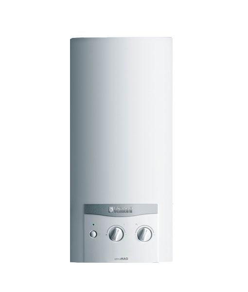 Calentador Agua a Gas 11 Litros Tiro Natural Atmosférico Vaillant atmoMAG Mini ES/PT 11-0/1 XI