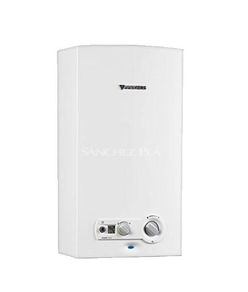 Calentador a gas junkers 11 litros gas natural minimaxx - Calentador a gas ...