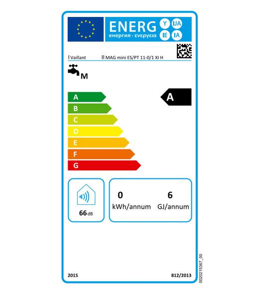 Termo de gas vaillant perfect calentador vaillant mag es - Termo gas natural ...