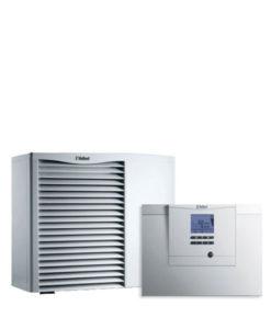 Bomba de Calor Aire Agua Vaillant aroTHERM VWL 115/2 + Controlador VWZ AI VWL X/2 A