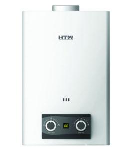Calentador de Agua a Gas 10 Litros Atmosférico Markes by HTW CLA 10EASY