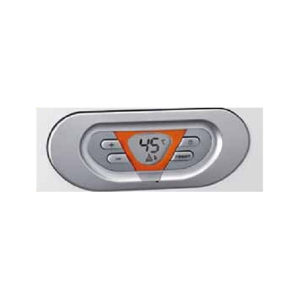 Display LCD de Calentador de Agua a Gas 14 Litros Tiro Forzado Atmosférico Cointra Supreme 14 VI TS