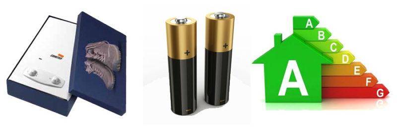 Calentador de Agua a Gas 10 Litros Tiro Natural Cointra Optima COB-10