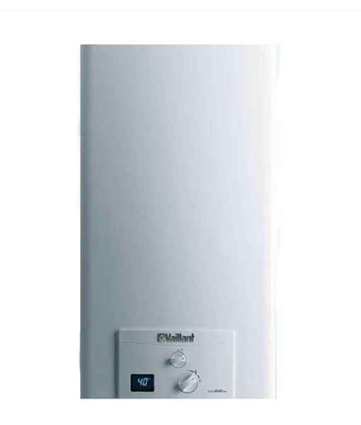 Calentador Estanco Vaillant turboMAG PRO 122 2/3