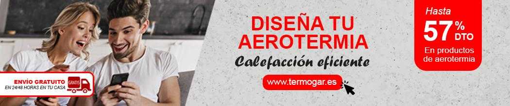 Nuevo Apartado de Diseña tu Aerotermia!!