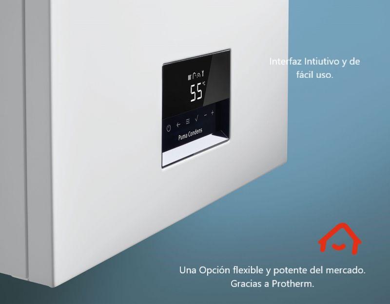 Caldera de Condensación Protherm Puma 24-28MKV-AS/1