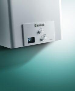 calentador a gas