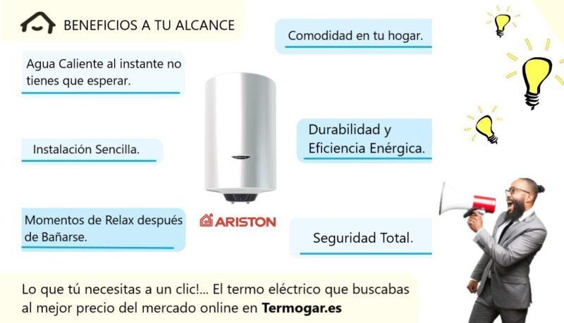 termo electrico ariston